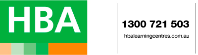 HBA Learning Centres Logo