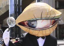 eyeball magnifier